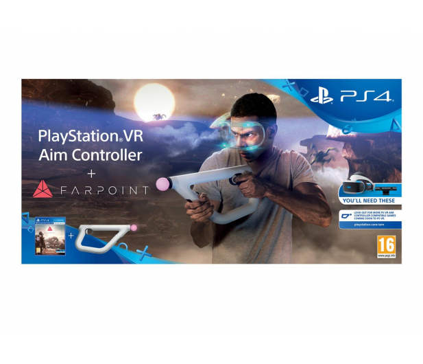 PlayStation Farpoint + PS VR Aim Controller - 365643 - zdjęcie