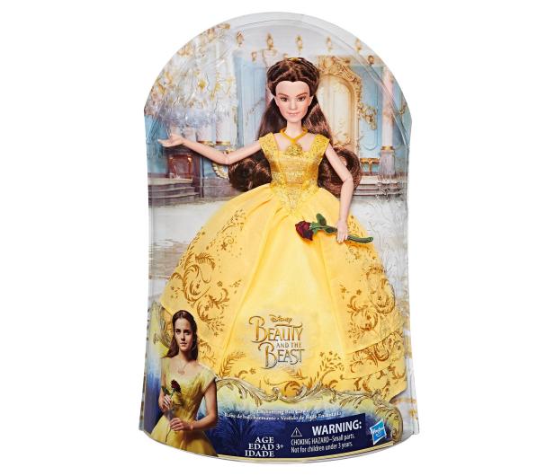 Hasbro Disney Princess Bella w Sukni Balowej  - 372779 - zdjęcie 5