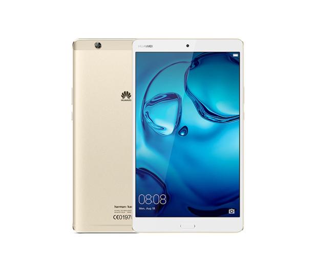 Huawei MediaPad M3 8 WIFI Kirin950/4GB/64GB/6.0 złoty - 362524 - zdjęcie