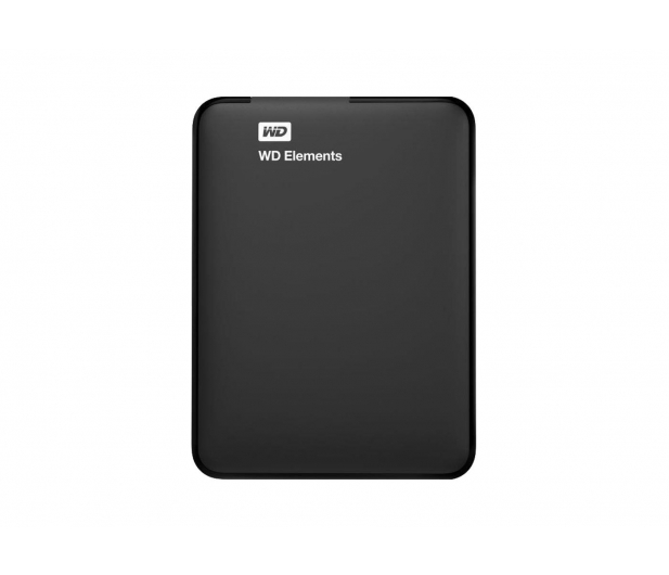 WD Elements Portable 1TB USB 3.0 Czarny - 356744 - zdjęcie