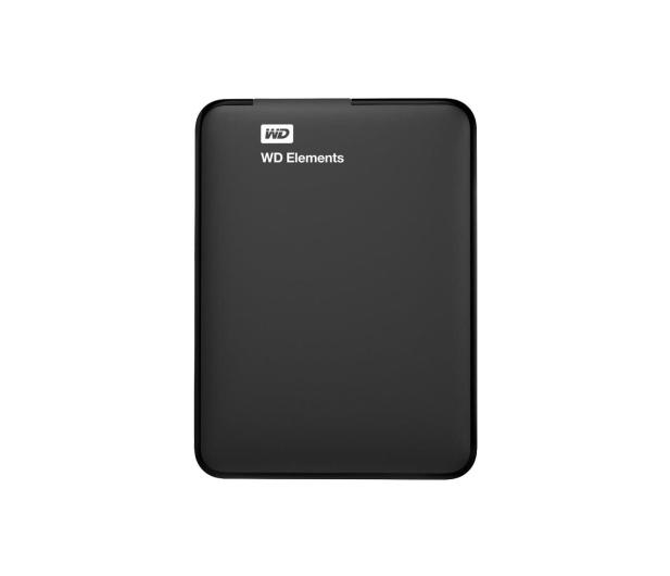 WD Elements Portable 2TB USB 3.0 Czarny - 365547 - zdjęcie