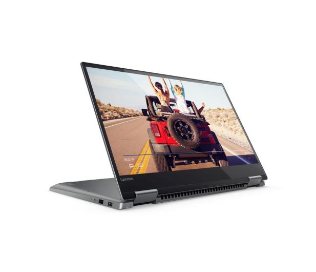 Lenovo YOGA 720-15 i5-7300HQ/16GB/256/Win10 GTX1050 Szary - 491348 - zdjęcie 3