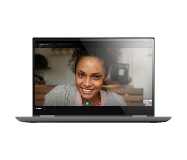 Lenovo YOGA 720-15 i5-7300HQ/16GB/256/Win10 GTX1050 Szary - 491348 - zdjęcie 4