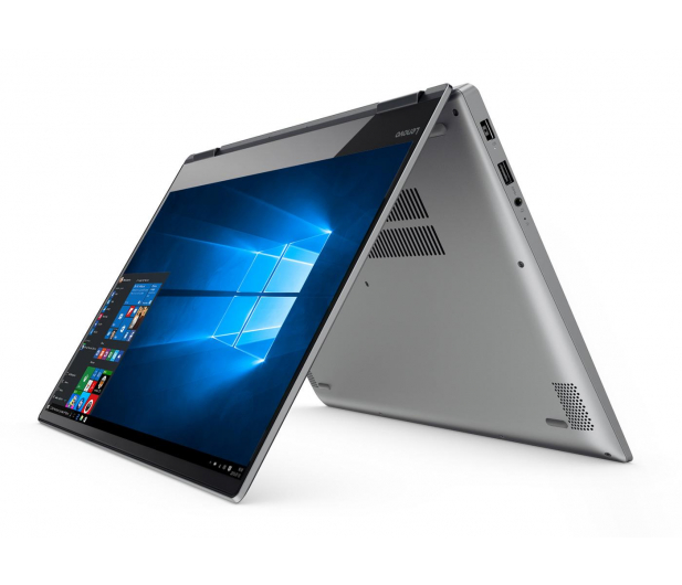 Lenovo YOGA 720-15 i5-7300HQ/16GB/256/Win10 GTX1050 Szary - 491348 - zdjęcie
