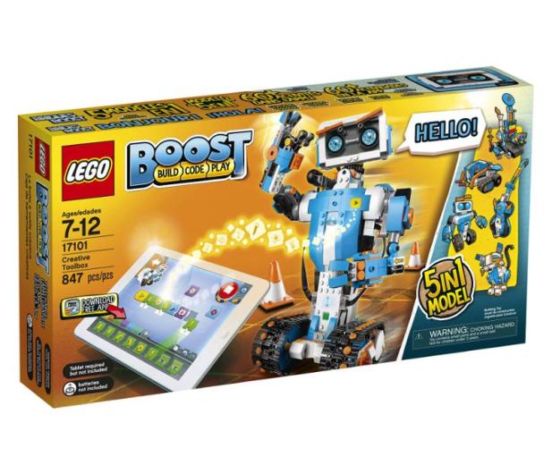 LEGO BOOST Zestaw kreatywny - 378627 - zdjęcie