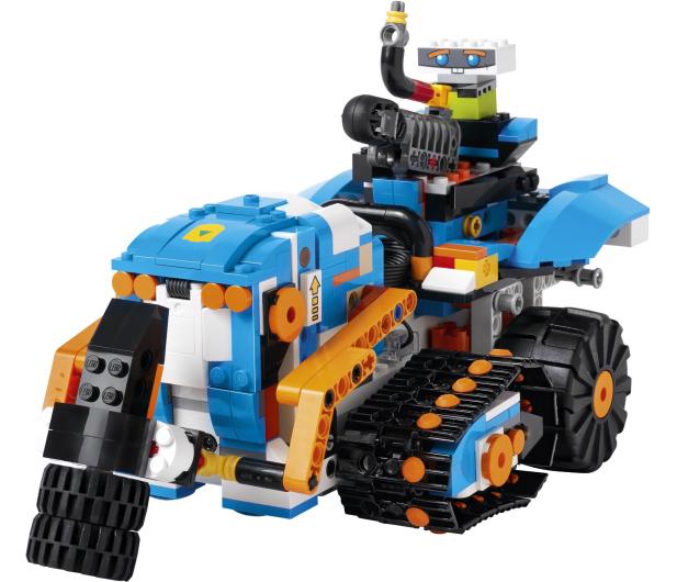 LEGO BOOST Zestaw kreatywny - 496731 - zdjęcie 6