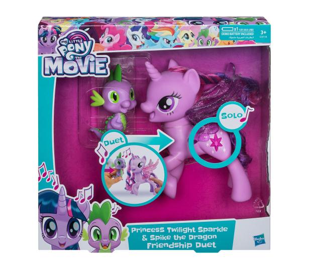 My Little Pony Śpiewająca Twilight + Śpiewająca Rainbow Dash  - 468705 - zdjęcie 6