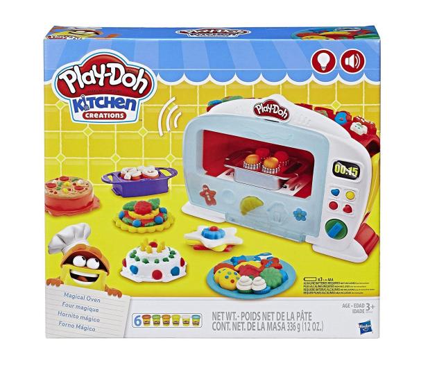 Play-Doh Magiczny Piekarnik - 379274 - zdjęcie 2