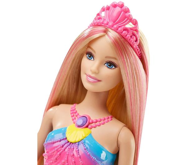 Barbie Tęczowa Syrenka - 282959 - zdjęcie 3