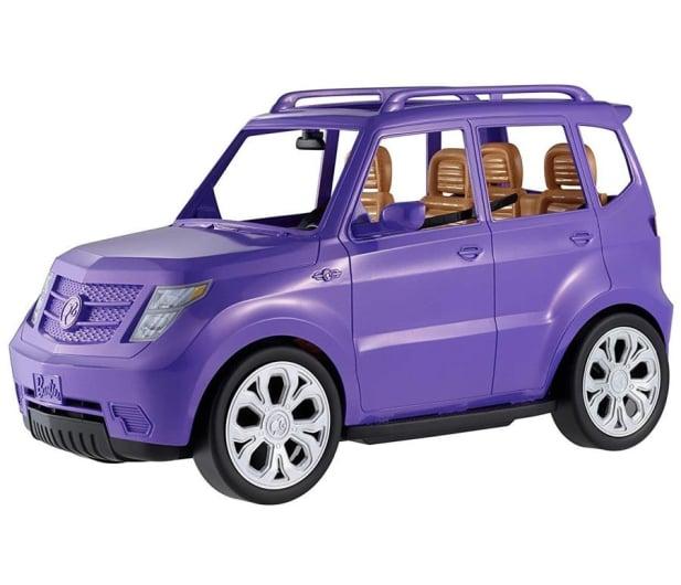 Barbie Fioletowy SUV - 363599 - zdjęcie
