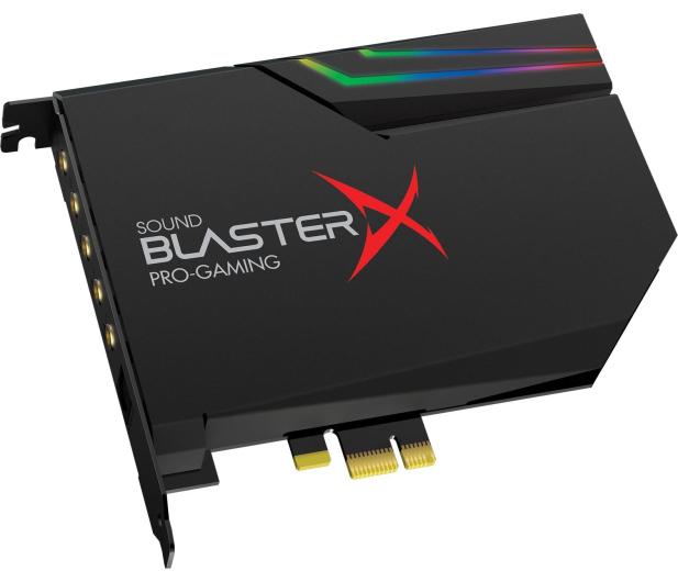 Creative Sound BlasterX AE-5 - 379890 - zdjęcie 2