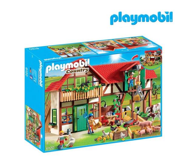 134f750bad2b2d PLAYMOBIL Duże gospodarstwo rolne - Klocki PLAYMOBIL® - Sklep ...