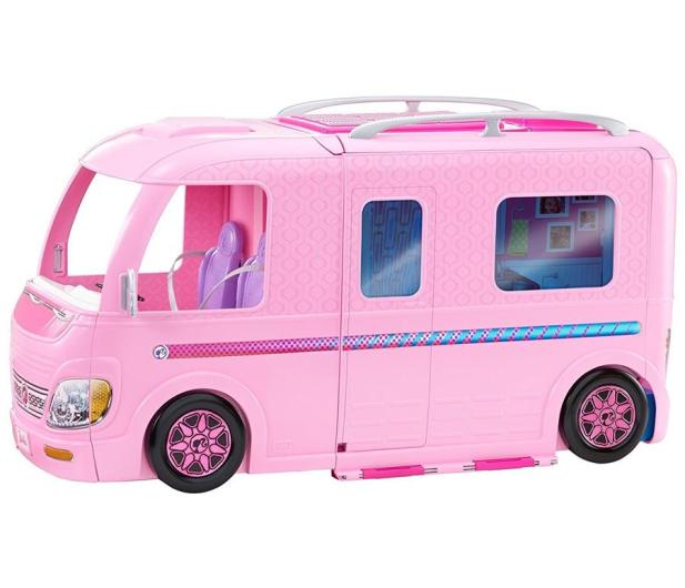 Barbie Wymarzony Kamper - 380334 - zdjęcie 3