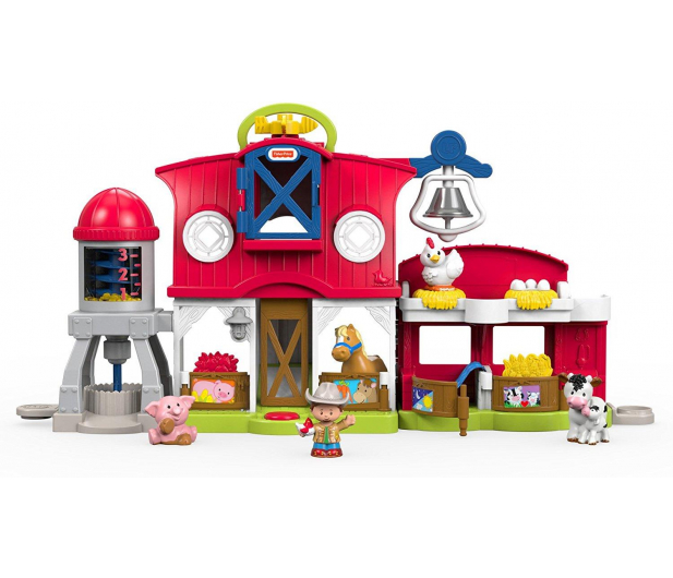 Fisher-Price Little People Muzyczna Farma - 380394 - zdjęcie 2