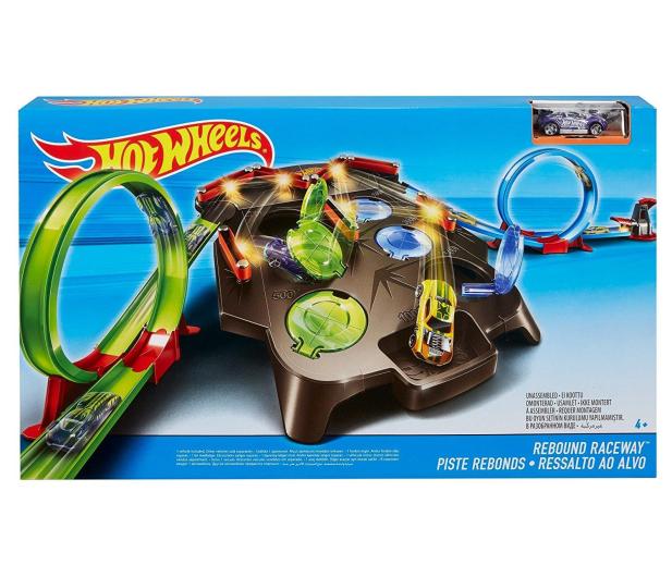 Hot Wheels Wyścig do celu zestaw - 380342 - zdjęcie 6