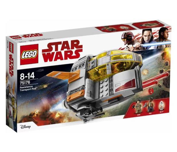 LEGO Star Wars Pojazd transportowy Ruchu Opor - 380667 - zdjęcie