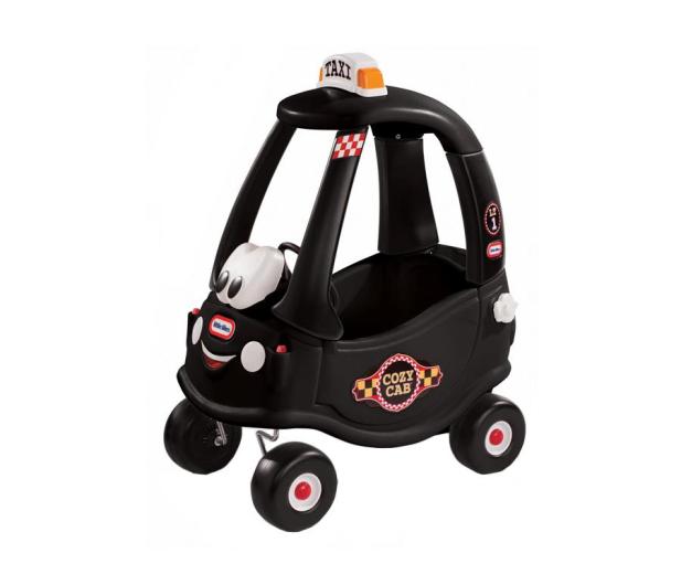Little Tikes Jeździk Cozy Coupe taksówka czarna - 350643 - zdjęcie