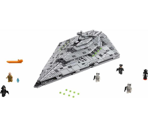 LEGO Star Wars Niszczyciel gwiezdny - 380699 - zdjęcie 2