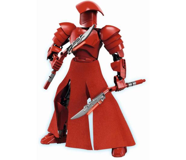 LEGO Star Wars Elitarny gwardzista pretorianin - 380697 - zdjęcie 3