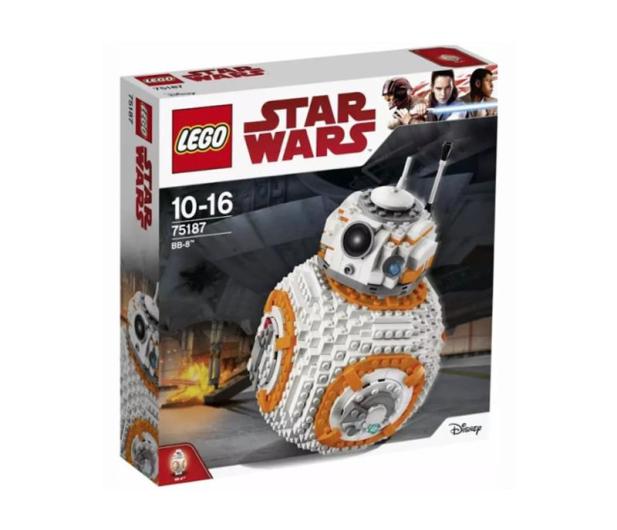 LEGO Star Wars BB-8 - 380701 - zdjęcie