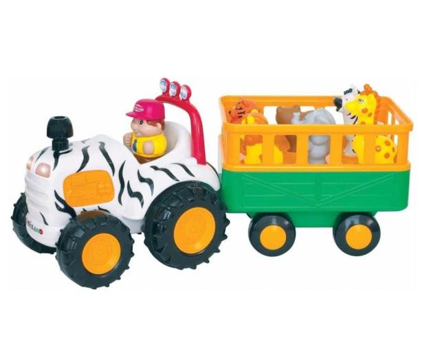 Dumel Discovery Traktor Safari 29652 - 319539 - zdjęcie