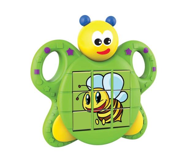 Dumel Discovery Motylek 3x układanka 67026  - 324616 - zdjęcie