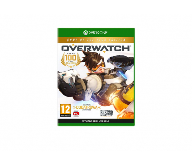 Blizzard Entertainment Overwatch GOTY  - 377020 - zdjęcie