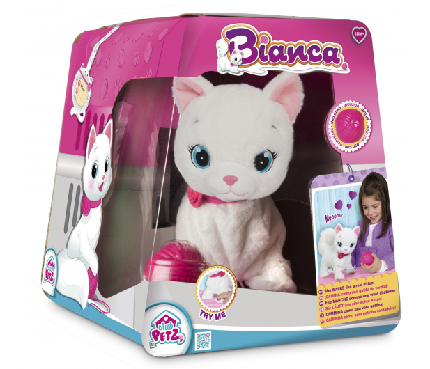 Imc Toys Bianca Kotek Interaktywny Zabawki Interaktywne Sklep