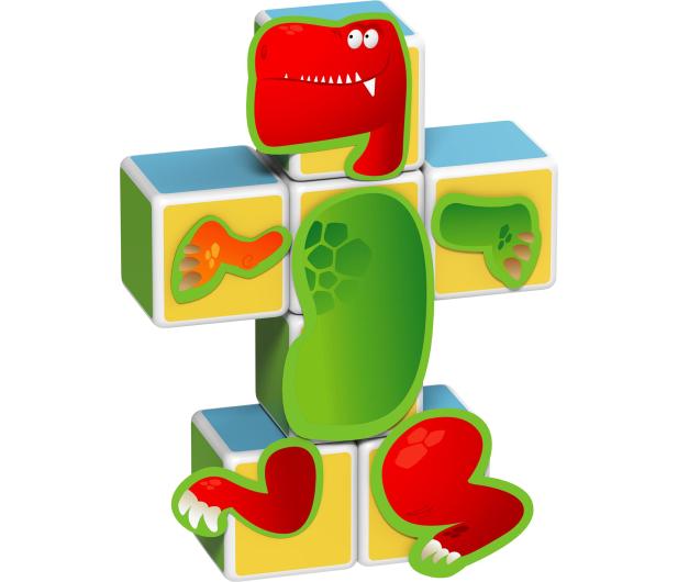 TM Toys MAGICUBE Zestaw Dinozaury - 382201 - zdjęcie 2