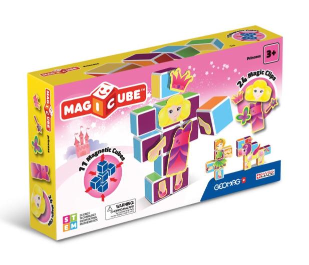 TM Toys MagiCube Zestaw księżniczka - 382203 - zdjęcie