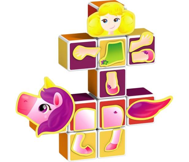 TM Toys MagiCube Zestaw księżniczka - 382203 - zdjęcie 3
