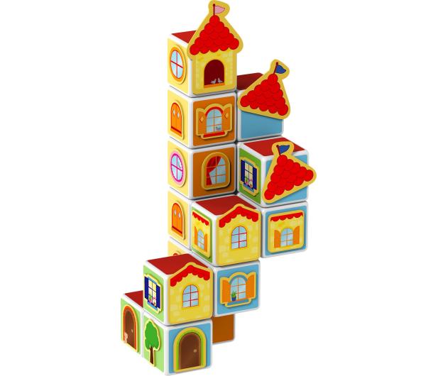 TM Toys MAGICUBE Zestaw zamki i domki - 382204 - zdjęcie 5