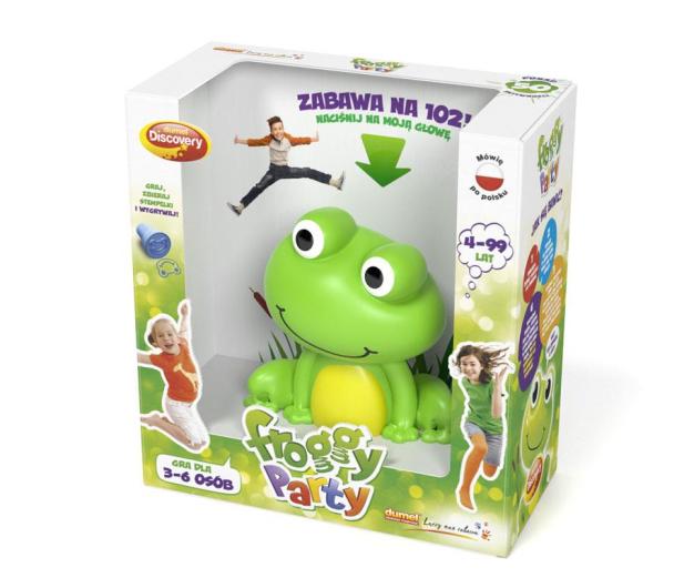 Dumel Discovery Froggy Party 61645 - 382234 - zdjęcie 3