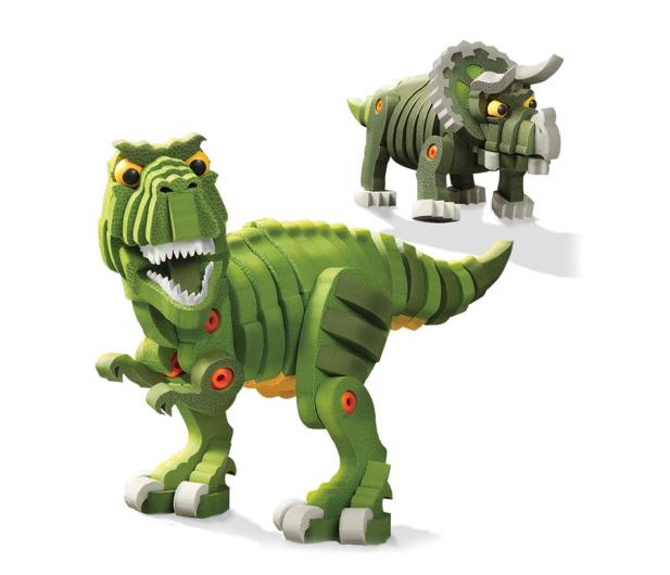 Dumel Discovery Creative Bloco T-Rex & Triceratops 35002 - 382041 - zdjęcie