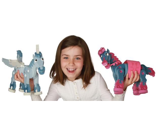 Dumel Discovery Creative Bloco Konie i Jednorożce 25006 - 382036 - zdjęcie 2