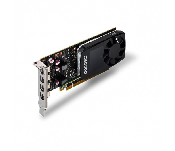 PNY Quadro P1000 4GB GDDR5  - 382964 - zdjęcie 4