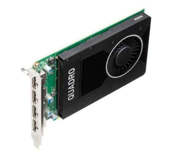 PNY NVIDIA Quadro M2000 4GB GDDR5 - 383018 - zdjęcie 3