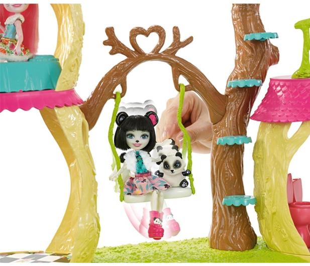 Mattel Enchantimals Zestaw Leśny Domek  - 383224 - zdjęcie 3