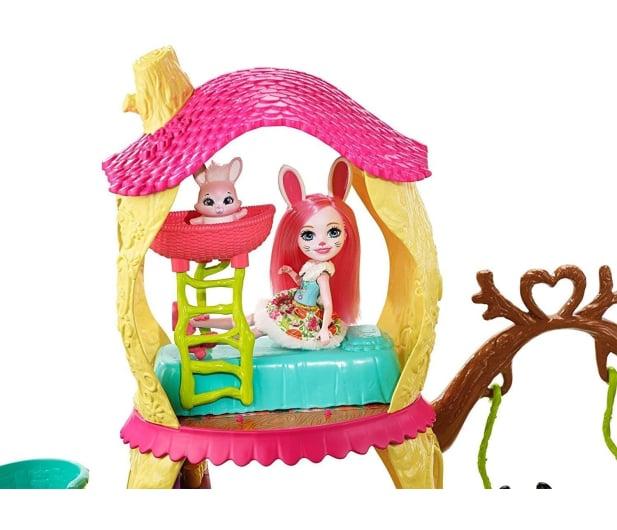 Mattel Enchantimals Zestaw Leśny Domek  - 383224 - zdjęcie 4