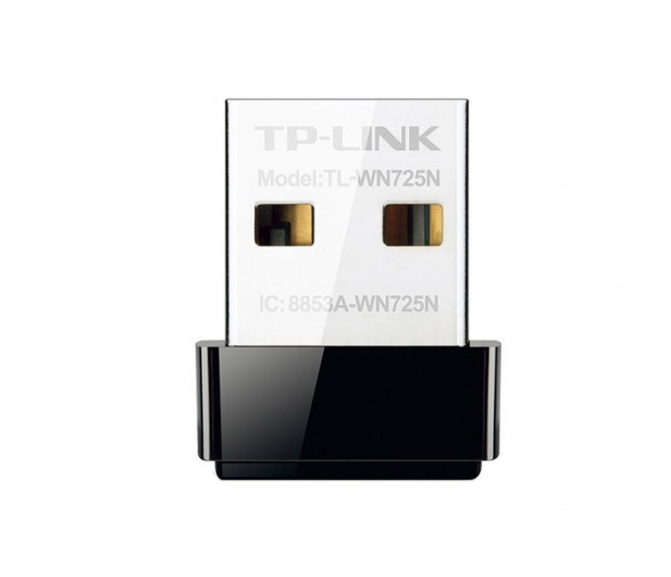 TP-Link TL-WN725N nano (802.11b/g/n 150Mb/s) - 102638 - zdjęcie