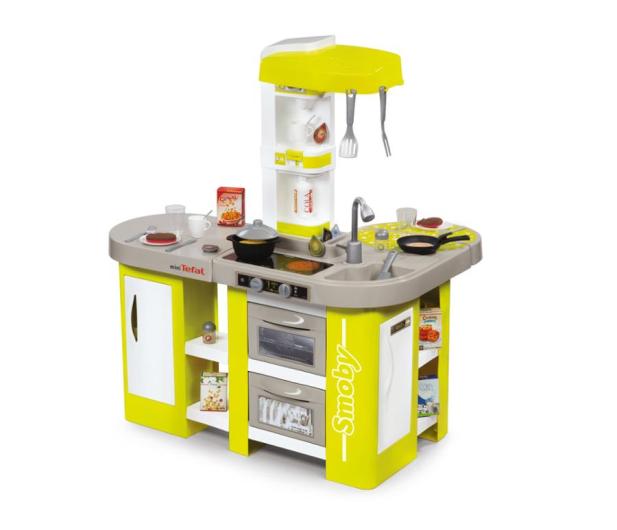 Smoby Kuchnia mini Tefal Studio XL - 383846 - zdjęcie