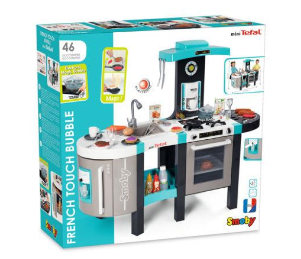 Smoby Kuchnia Mini Tefal French Touch Bubble