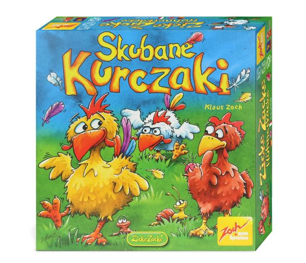Simba NORIS Gra Skubane Kurczaki - 383987 - zdjęcie
