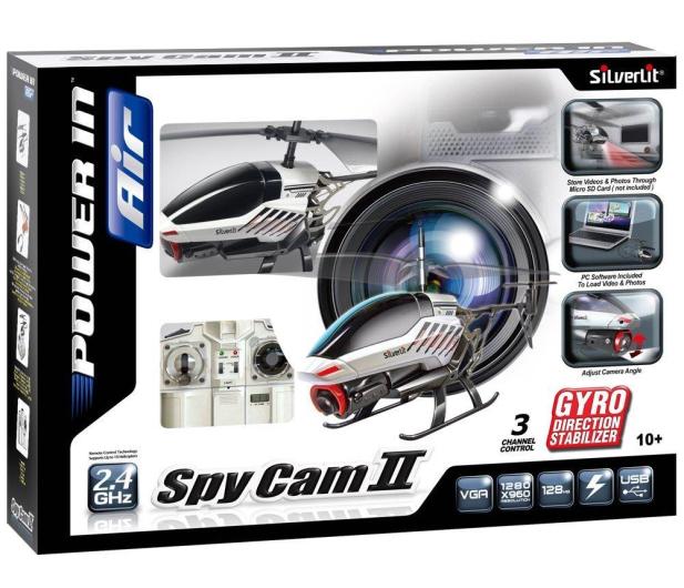 Dumel Silverlit Helikopter z Kamerą I/R Spy Cam II 84601 - 383312 - zdjęcie 3