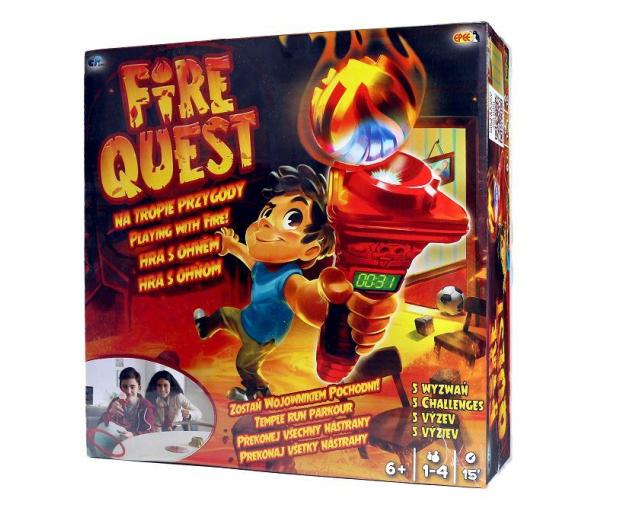 Epee Fire Quest  Na tropie przygody - 384211 - zdjęcie