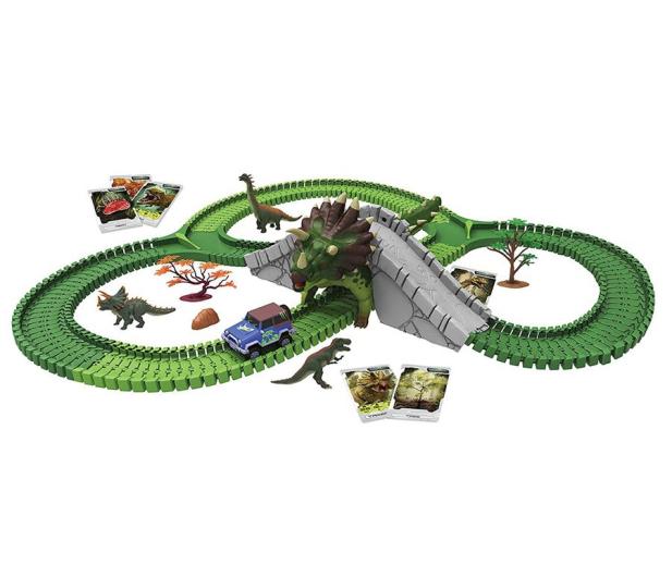 Madej Dino Mundi Atak Triceratopsa 200 elementów - 384358 - zdjęcie