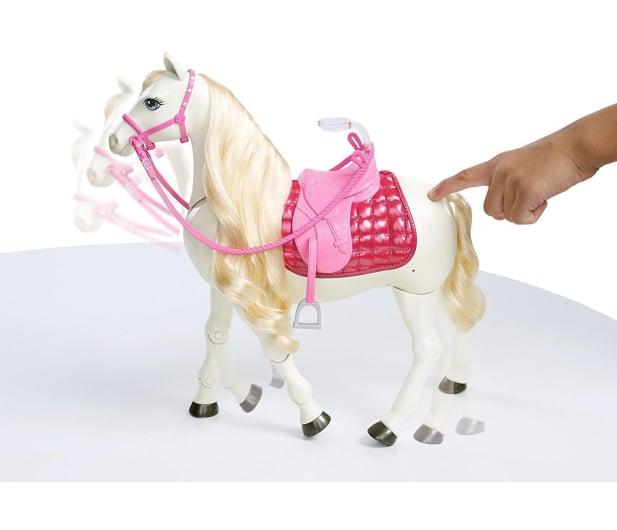 Barbie Interaktywny Koń z Lalką - 384900 - zdjęcie 5