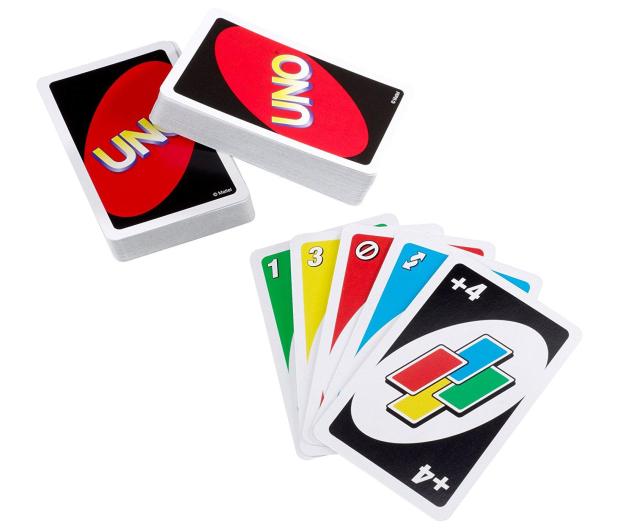 Mattel Uno - 220512 - zdjęcie 2
