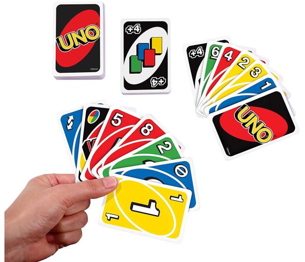 Mattel Uno - 220512 - zdjęcie 3