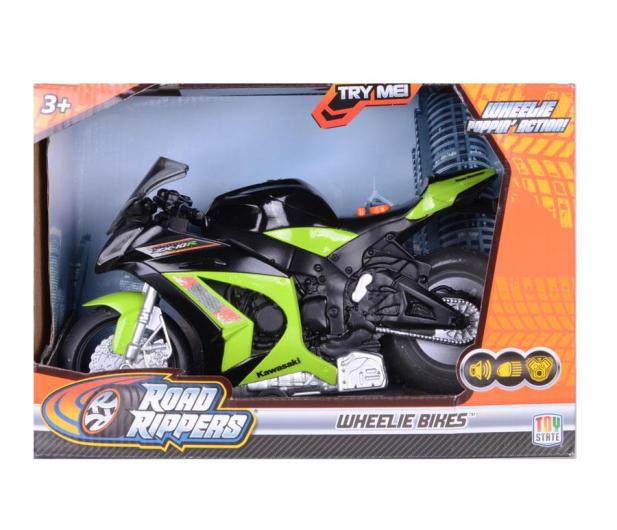 Dumel Toy State Road Rippers Kawasaki Ninja ZX10R 33411 - 381324 - zdjęcie 2